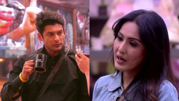 Bigg Boss 13: Kamya Panjabi Is Overjoyed On Sidharth Shukla's Comeback; Can't Stop Praising His Epic One-Liners
