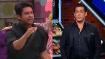 Bigg Boss 13: Sidharth Shukla Gets Over-Aggressive, Doesn't Let Salman Khan Talk While RANTING About Rashami Desai – VIDEO