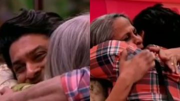 Bigg Boss 13: Sidharth Shukla's Mom Warns Him, Show Main 'Poore Kapde Pehenne Ka', Leaves Him Embarrassed - VIDEO