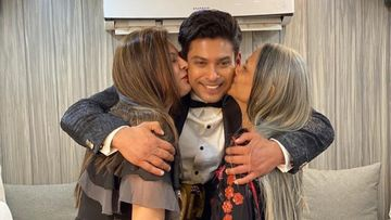 International Women's Day 2020: Bigg Boss 13's Sidharth Shares A Heartwarming Pic With Mom And Sis, Says 'There's Nothing A Woman Can't Do'