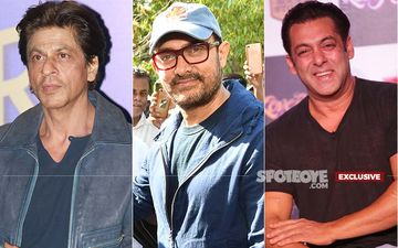 Only Shah Rukh Khan And Not Salman Khan To Make An Appearance In Aamir Khan's Laal Singh Chaddha-EXCLUSIVE