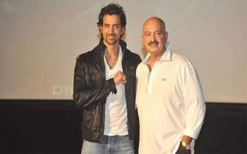Hrithik Roshan At First REFUSED To Accept Screen Award For Krrish As He Was Upset About His Father Rakesh Roshan Not Getting An Award?