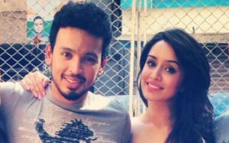 Shraddha Kapoor Captures Rumoured Photographer Boyfriend Rohan Shreshtha In A Happy Click - PIC INSIDE