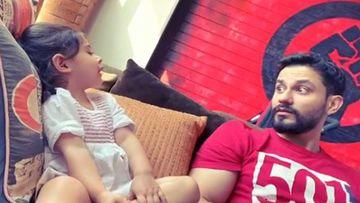 Soha Ali Khan Shares Aww-Dorable Video Of Kunal Kemmu And Daughter Inaaya's Secret Conversation-WATCH