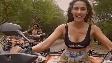 Malang Stars Aditya Roy Kapur And Disha Patani Give Fans The Best Vacation Goals; Find Out How