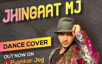 Bigg Boss Marathi Star Pushkar Jog Turns On The Charm With Zingaat