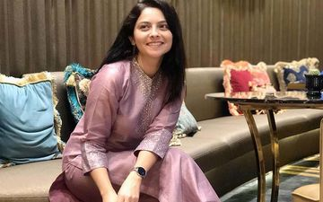 Sonalee Kulkarni's Love For Denim Brings Out The Best Of Her Swag