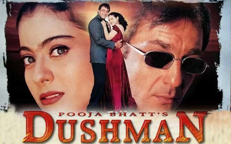23 Years Of Kajol-Sanjay Dutt's Dushman: Here Are Some Interesting Facts