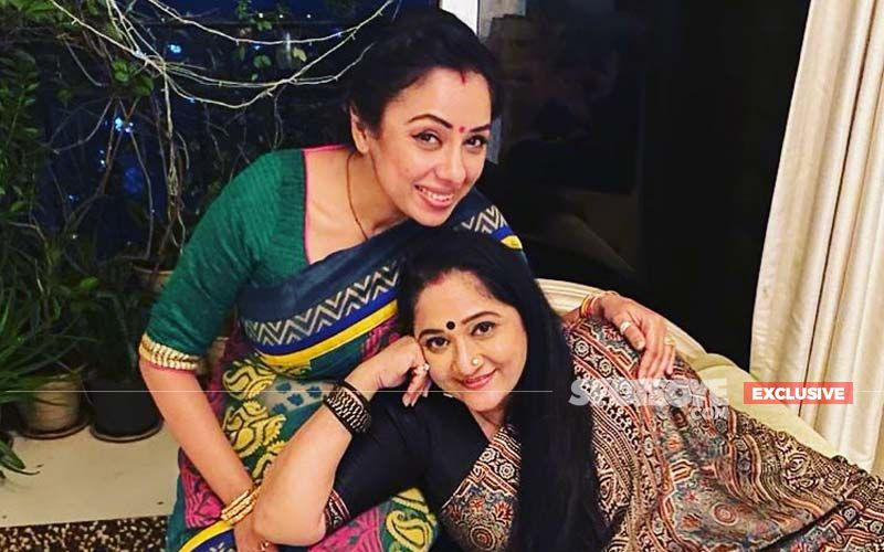 Anupamaa Actress Rupali Ganguly: 'My Reel Mother-In-Law Alpana Buch Is My Soul Sister In Real'- EXCLUSIVE