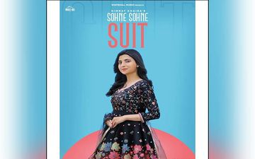 'SOHNE SOHNE SUIT' By Nimrat Khaira EXCLUSIVE With 9X Tashan