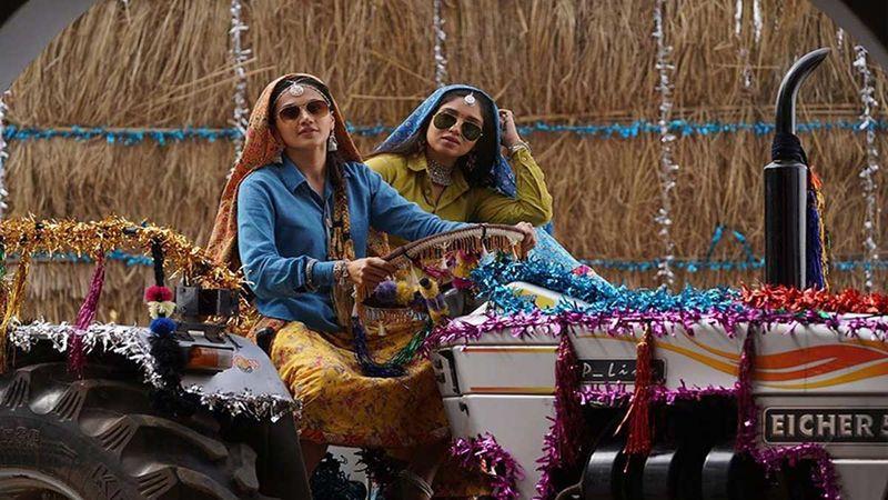 Saand Ki Aankh: Taapsee Pannu And Bhumi Pednekar Thank Rajasthan CM For Making Their Film GST Free