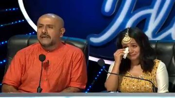 Indian Idol 11: Neha Kakkar Breaks Into Tears As A Blind Boy Reveals He Set Himself On Fire