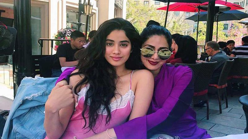 Janhvi Kapoor Gifts Herself A New Car Keeping Mother Sridevi's Memories Close To Her Heart; The Mercedes Maybach Has A Sridevi Connect