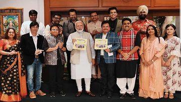 Taarak Mehta Ka Ooltah Chashmah Cast Overjoyed On Meeting Prime Minister Narendra Modi