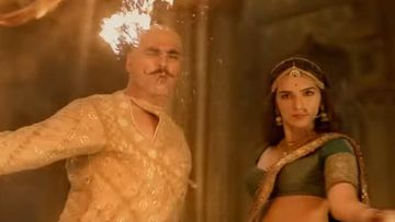 Housefull 4: Kriti Sanon Was Very Close To Setting Her Hair And Dress On Fire While Shooting With Akshay Kumar