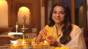 Diwali 2019: Juhi Chawla Shares How She Celebrates Her Diwali In Desi Style; Teaches Easy And Quick Homemade Tricks