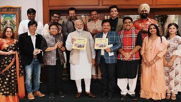 INSIDE Video: Taarak Mehta Ka Ooltah Chashma Team Talks About Meeting PM Narendra Modi; Watch The BTS Video