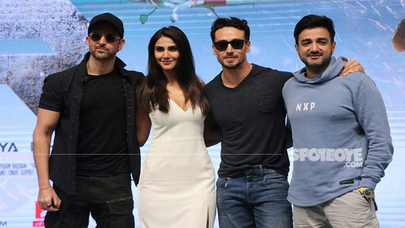 WAR: Hrithik Roshan, Vaani Kapoor And Tiger Shroff Celebrate The Phenomenal Success Of The Film At The Box-Office