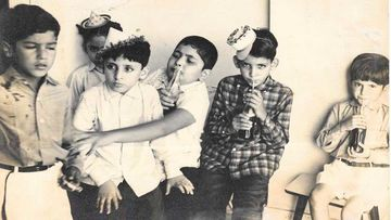 Rishi Kapoor Shares A Picture Of The Original 'Coca Cola' Advertisement Featuring Boney Kapoor, Anil Kapoor And Others
