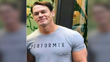 Looks Like John Cena Has Had A Pulp Fiction Kind Of A Morning; At Least His Post Says So
