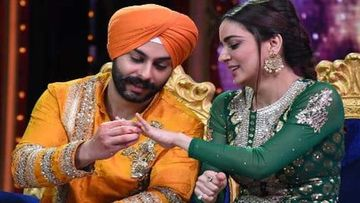 Shraddha Arya Rubbishes Being Engaged To Alam Makkar On Nach Baliye 9; Says 'It Was Simply An Act'