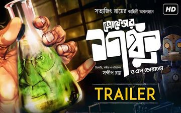Shonku O El Dorado: Director Sandip Ray Reveals Why He Selected Actor Dhritiman Chatterjee For The Role