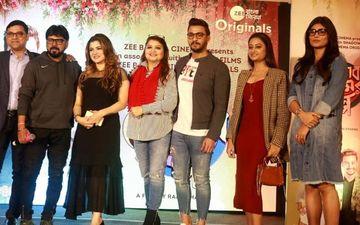 Srabanti Chatterjee Shares Picture With Director Raja Chanda, Bonny Sengupta, Captions It 'Coming Soon'