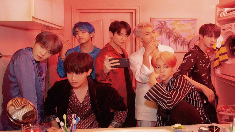 Korean Band BTS Drops First Song 'Black Swan'; Releases The Single With An Amazing Art Film
