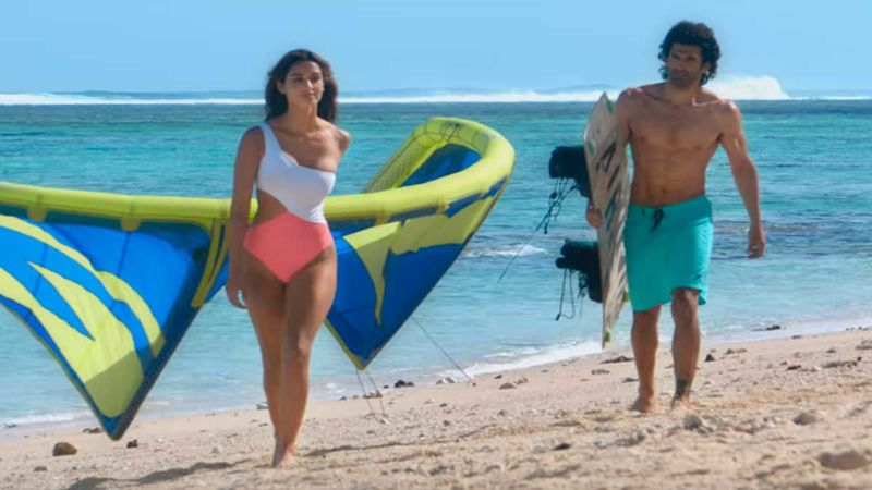 Malang Song Humraah: Aditya Roy Kapur And Disha Patani Experience Fear To Next Level With Some Steamy Chemistry