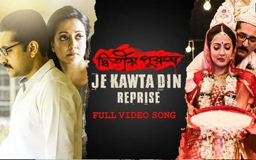 Dwitiyo Purush Song 'Je Kawta Din' Starring Parambrata Chatterjee And Raima Sen Released