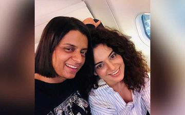 Kangana Ranaut's Sister Rangoli Shares Her 'One Second Chhapaak' Story; NAMES And SHAMES Her Acid Attackers