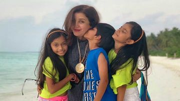 Farah Khan Kunder Birthday Special: Pictures Of The Filmmaker With Her Kids That Prove She's The Best Mommy