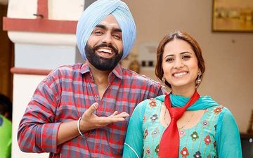 Saunkan Saunkne: Sargun Mehta Shares Pics From The Set