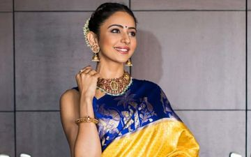 Happy Birthday Rakul Preet Singh: 5 Best Saree Looks Of The Actress That Will Stun You
