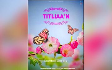 Harrdy Sandhu, Sargun Mehta Begins Shooting Of Their Next Song Titliaan