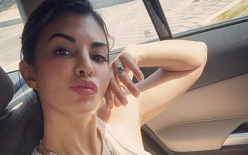 Jacqueline Fernandez Is Bubbling With Joy And Excitement As She Resumes Work Post COVID-19