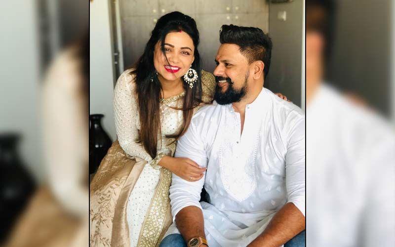 Prarthana Behere's Adorable Miss You Post For Abhishek Jawkar Gets All Purple Hearts On The Social