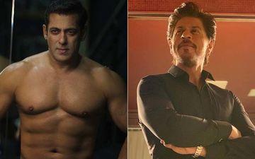 Salman Khan OR Shah Rukh Khan: Whose Lockdown Insta Game Are You Digging?
