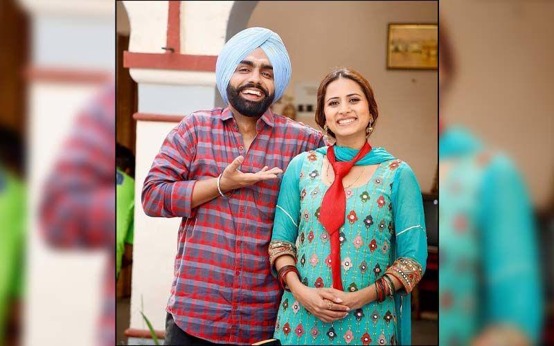 Saunkan Saunkne: Sargun Mehta Shares Fun Moment From The Set