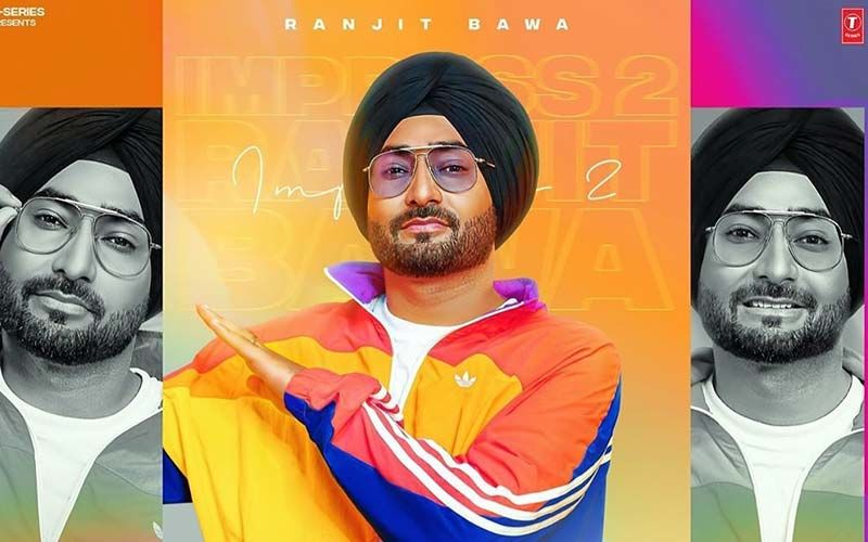 Ranjit Bawa's New Song 'IMPRESS 2' Poster Released
