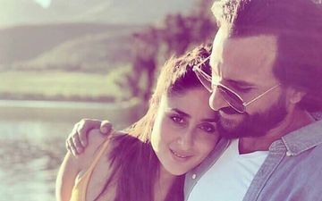 Saif Ali Khan And Kareena Kapoor Khan's Wedding Anniversary: UNSEEN Pics Of The Royal Bollywood Couple That Speak Of Their Sizzling Chemistry