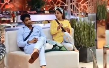 Bigg Boss 14 UNSEEN UNDEKHA: Sidharth Shukla Says 'We Are NOT Friends' To Hina Khan As She Inquires About His Relationship Status  - WATCH VIDEO