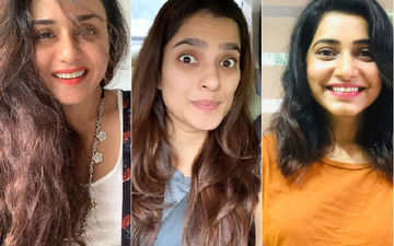 Who Rocked The Kesari? Amruta Khanvilkar, Priya Bapat Or Gauri Nalawde?