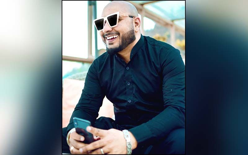 Singer B Praak Shares Glimpse Of His Next Song