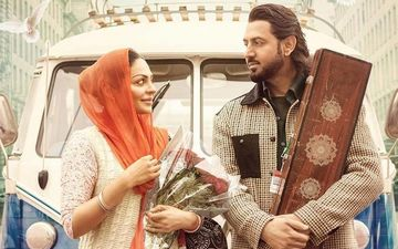 Paani Ch Madhaani: New Poster Starring Gippy Grewal, Neeru Bajwa Released