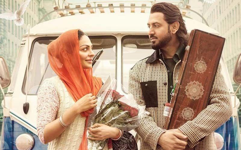 Paani Ch Madhaani: New Poster Starring Gippy Grewal, Neeru Bajwa Released