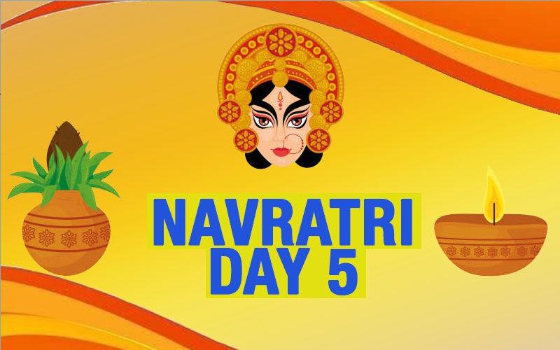 Navratri 2020: Day 5 Colour, Significance, Goddess Skandmata Puja Vidhi, Mantra and Shubh Muhurat
