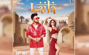 Singer Tony Kakkar's Next Song 'Laila' Poster Out