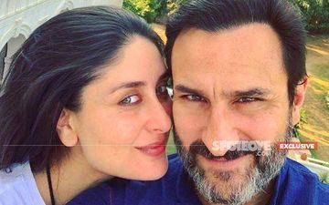 Saif Ali Khan Can't Stop Fussing Over His Pregnant And Glowing Begum Kareena Kapoor Khan; Pataudis To Move Into A Bigger House Very Soon  - EXCLUSIVE