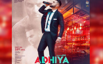 Karan Aujla Next Song Adhiya Releases On Oct 23